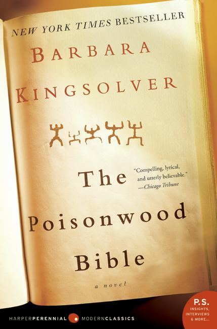 The Poisonwood Bible By Kingsolver, Barbara
